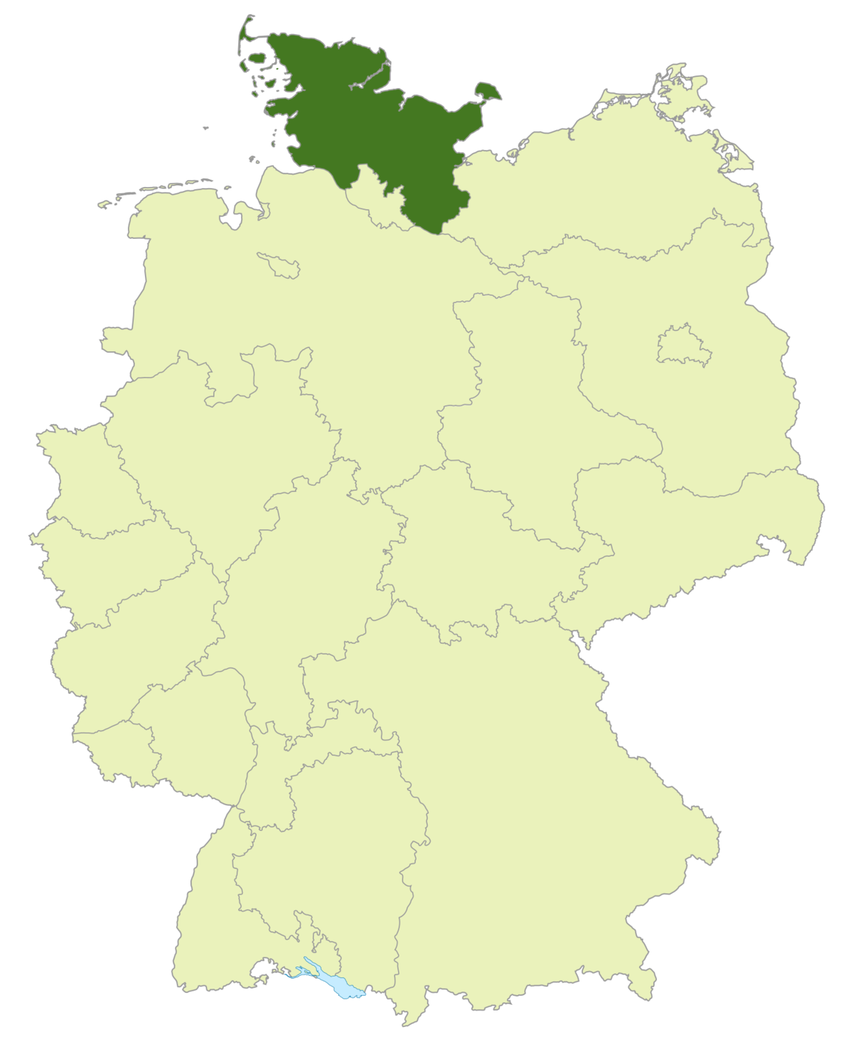 verlosung schleswig-holstein