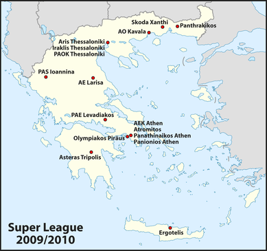 Griechische Super League