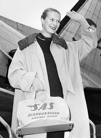 2017 in Sweden - Katja of Sweden in 1957