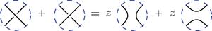 Kauffman polynomial - Image: Kauffman poly