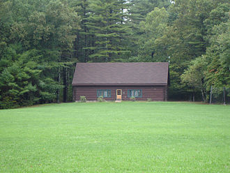 Yawgoog Scout Reservation - The Kelley Environmental Education Center