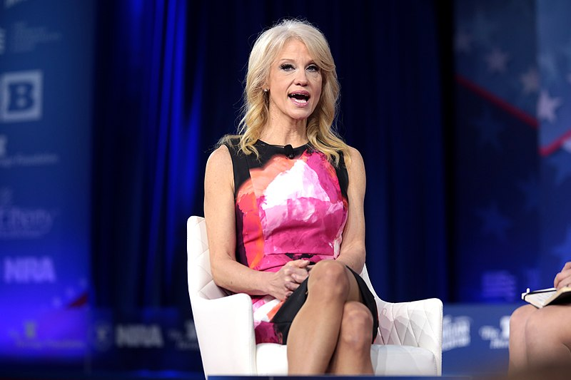 Kelly Ann Conway On Buying Ivanka Clothes At Dept Stores