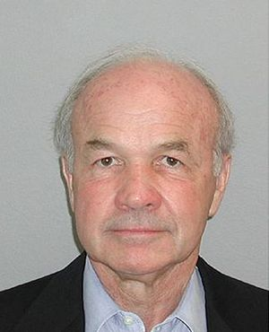 Enron scandal - Kenneth Lay in a July 2004 mugshot