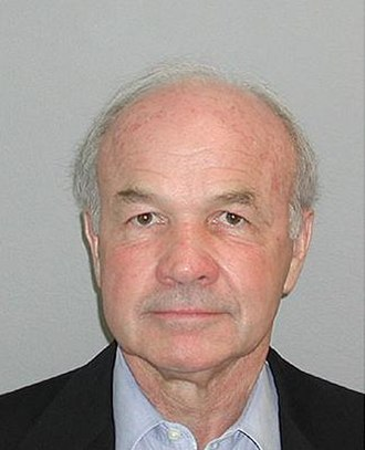 Kenneth Lay - Mugshot of Lay upon his arrest in 2004