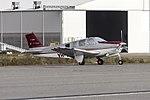 Kennedy Aviation (VH-KAU) Beechcraft G36 Bonanza at Wagga Wagga Airport 1.jpg
