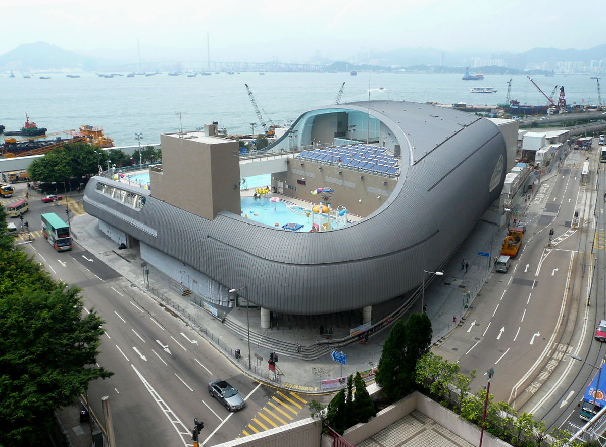 kennedy town swimming pool wikidata