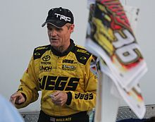 Kenny Wallace June 2014.jpg