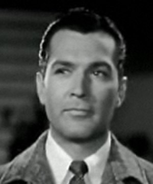 Kent Taylor - Taylor in Washington Melodrama (1941)