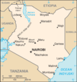 Kenya CIA map PL.png