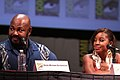 Kevin Michael Richardson & Reagan Gomez-Preston (5984091195).jpg