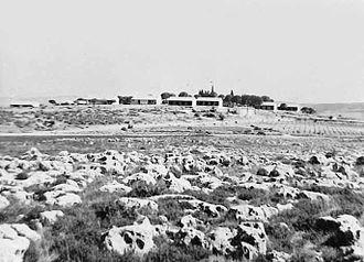 Kfar Etzion - Kfar Etzion 1948