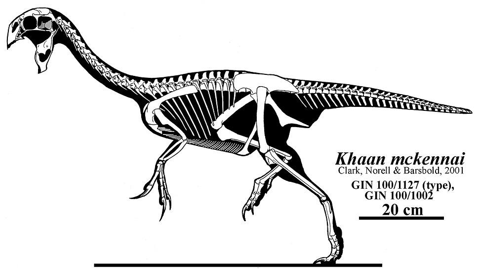 Khaan skeletal Headden