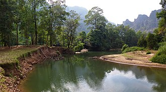 Khammouane Province - Image: Khammouane Nam Hinboun 1 tango 7174
