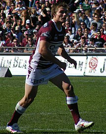 Kieran Foran New Zealand rugby league footballer