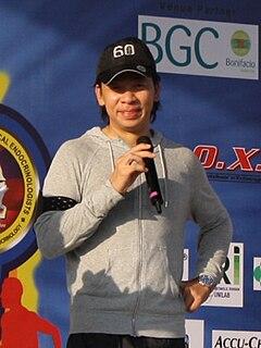 Kim Atienza Filipino broadcaster and host