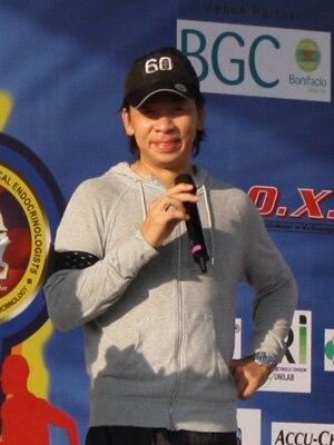 Kim Atienza - Atienza in April 2011