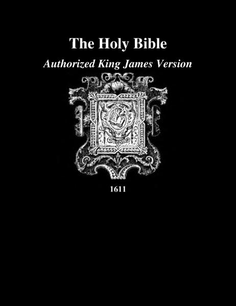 File:King James Bible.djvu