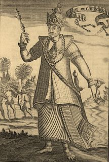 Vimaladharmasuriya I of Kandy King of Kandy