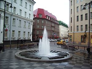 Vanalinn - Image: Kinopurskkaev.IMGP66 38
