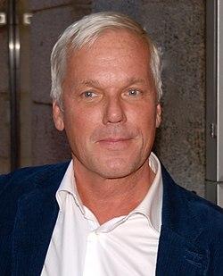 Kjell Sundvall på premieren af sin film Jägarna 2 i Stockholm den 5 september 2011