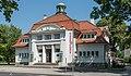 Klagenfurt Innere Stadt Goethepark 1 Künstlerhaus 22072015 6055.jpg