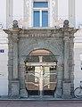 Klagenfurt Neuer Platz 1 Rathaus Hauptportal 18072016 3132.jpg