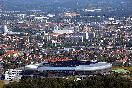 Klagenfurt Waidmannsdorf Woerthersee Arena 09092008 55