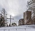 Klagenfurt Woelfnitz Sankt Peter am Karlsberg Ulrichsberg Gedenkstaette 02032017 6430.jpg