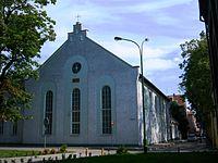 Klaipėdos evangelikų baptistų bažnyčia.JPG
