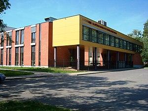Klaipėda University - Science and technology park