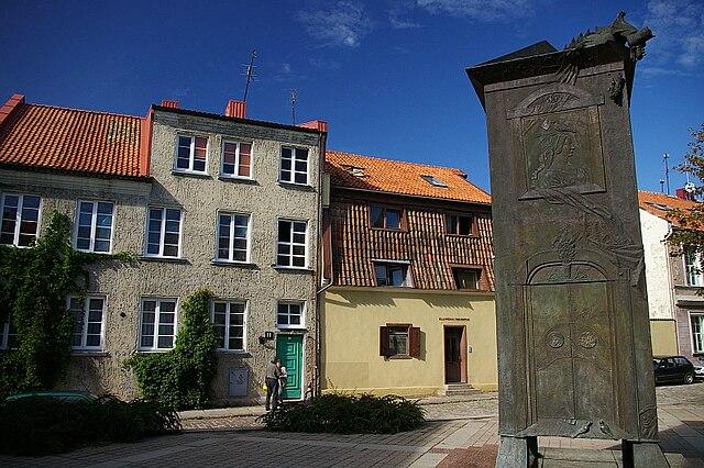 Старый город. Клайпеда