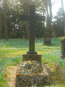 Klingemanns Grab (Quelle: Wikimedia)