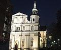Kościół Bernardynów nocą.jpg
