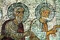 Kobayr Monastery Fresco2.jpg