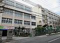 Kobe City Shirakawadai junior high school.jpg
