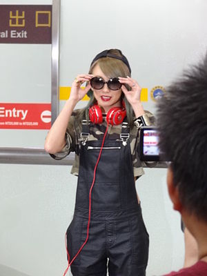 Koda Kumi - Koda at Taipei International in October 2013