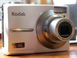Kodak EasyShare C613 - Image: Kodak C613