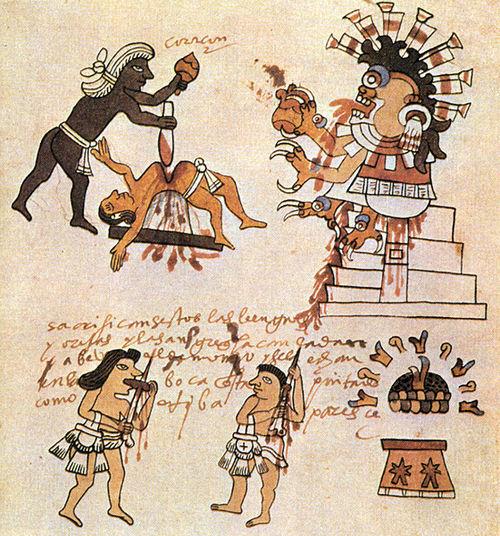 mayan sacrifice pit - 640×686
