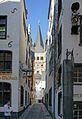 Koeln Altstadt-Nord Salzgasse 13 Ecke Auf dem Rothenberg (b) Denkmal 1110.jpg