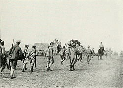 Kolchak troops retreat 1919.jpg