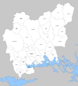 karta västmanlands län