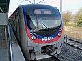 Korail 331012 at Munsan Station.JPG