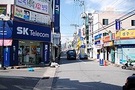 Korea-Gyeongju-Street near Seongdong Market-01.jpg