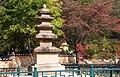 Korea-Jinan-Geumdangsa 3671-07 Stone Pagoda.JPG