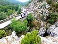 Korsika – Gorges du Prunelli – schmale Brücke über die Schlucht - panoramio (2).jpg