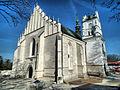 Kraśnik, kościół, ob. par. p.w. Wniebowzięcia NMP.jpg