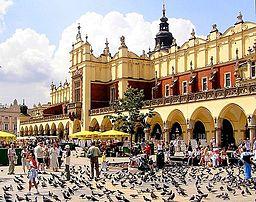 Kraków - Sukiennice 1