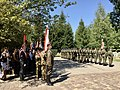 Krakow Military cemetery, Poland, 2015, 02.jpg