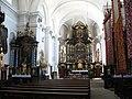 Kramsach, Pfarrkirche Dominikus, Hauptschiff.JPG