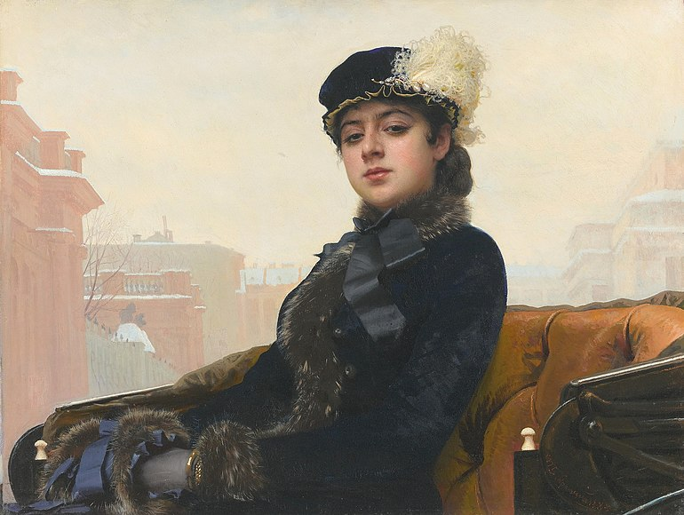 File:Kramskoy Portrait of a Woman.jpg